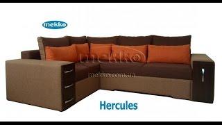 Ортопедический угловой диван mekko