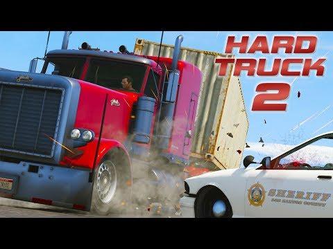 "GTA 5 - ""HARD TRUCK 2""   Short Film thumbnail"