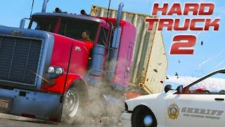 "GTA 5 - ""HARD TRUCK 2"" 