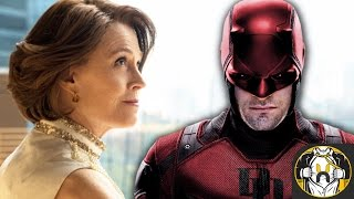 Who is Alexandra (Sigourney Weaver) in The Defenders?