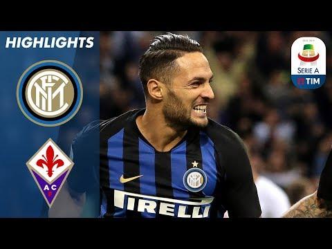 Inter 2-1 Fiorentina | Icardi and D'Ambrosio win it! | Serie A