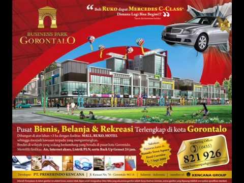 BUSINESS PARK GORONTALO PROJECT