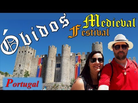 ÓBIDOS / PORTUGAL / FESTIVAL MEDIEVAL
