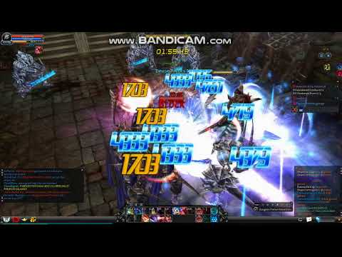 Cabal Online - Frozen Tower of Undead (B2f) Guide part 1 ...