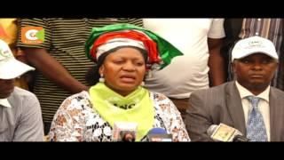 Ongoro ahamia ANC