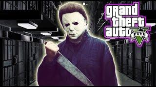 GTA 5 | Michael Myers | Prison Break