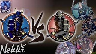 Shadow Fight 2 Very Young Shogun Vs Old Shogun and Bodyguards