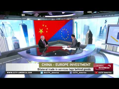Former Asst. US trade rep Charles Freeman discusses Chinese investments