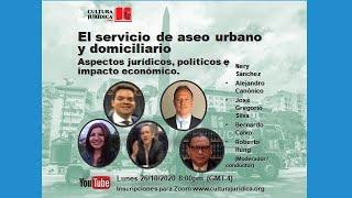 El servicio de aseo urbano y domiciliario. Aspectos jurídicos, políticos e impacto económico.