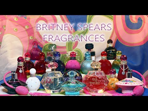Fragrance Knockout - Britney Spears Fragrances🌟 Among the Stars Perfume Reviews 🌟