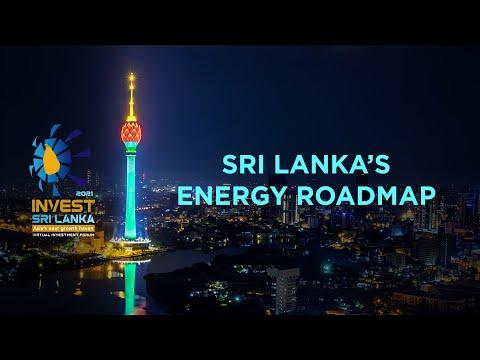 SLIF 2021 – Sri Lanka's Energy Roadmap