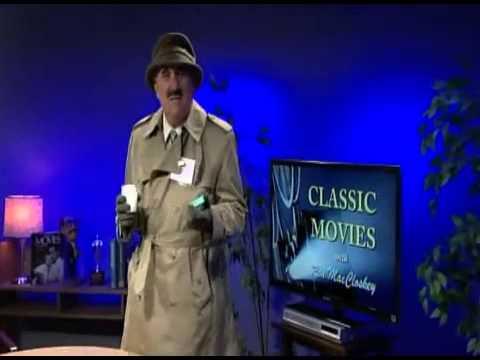 Inspector Clouseau Classic Movie Promo