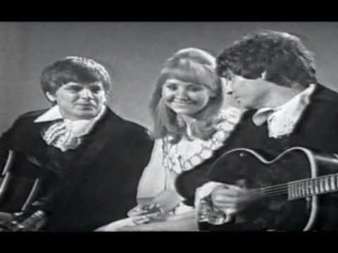 Lulu 1968 & Everly Brothers Walk Right Back Lulu's Back In Town