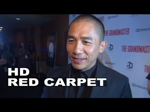 The Grandmaster: Tony Leung Chiu Wai New York Premiere Interview