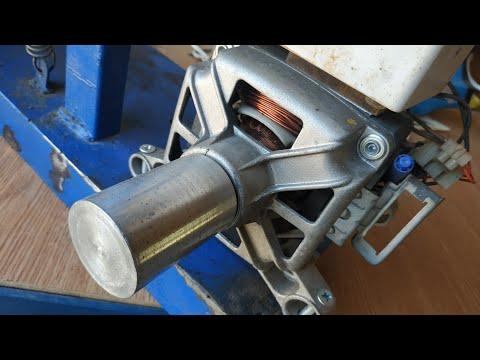 Лучшее применение двигателю от стиральной машины автомат