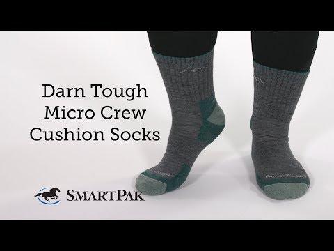 Darn Tough Micro Crew Cushion Socks Review