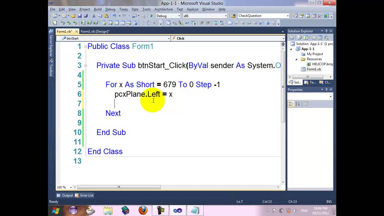 VB.NET for Beginners البرمجة للمبتدئين