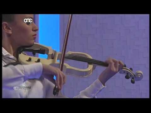 Maria Cini - Storm on Arani Issa