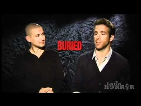 BURIED Interview with Ryan Reynolds and Rodrigo Cortes