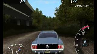 Ford Racing 3 - Part 1 - Ford Competition - Movie Car Chases