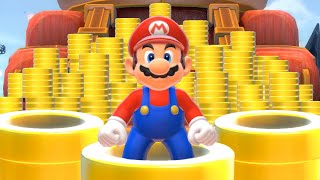 Super Mario 3D World + Bowser's Fury - All Gold Pipes Locations