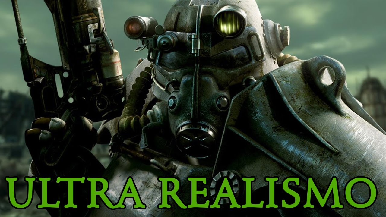 Fallout 3 - MOD PACK - Ultra realismo