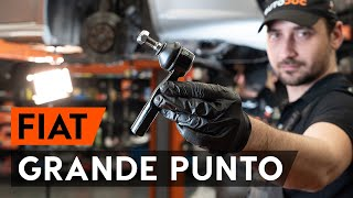 Track Rod End fitting FIAT GRANDE PUNTO (199): free video