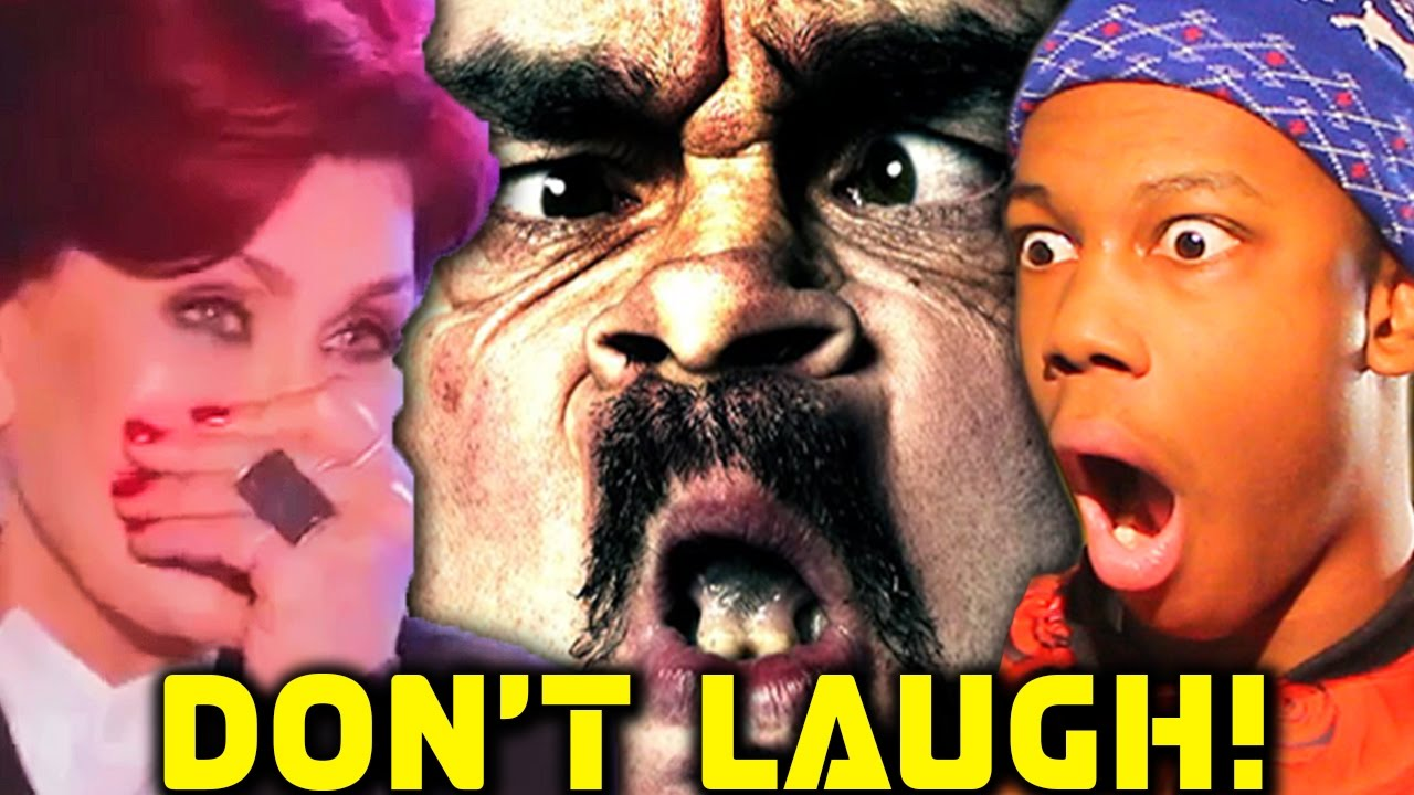 Try Not Laugh 100 Fail