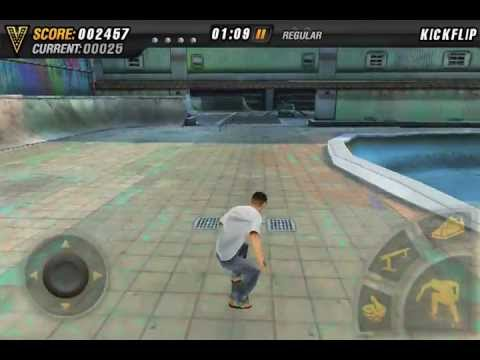 Mike V: Skateboard Party HD Trailer - Video Game Available For iPhone, iPad, iPod Touch and Android
