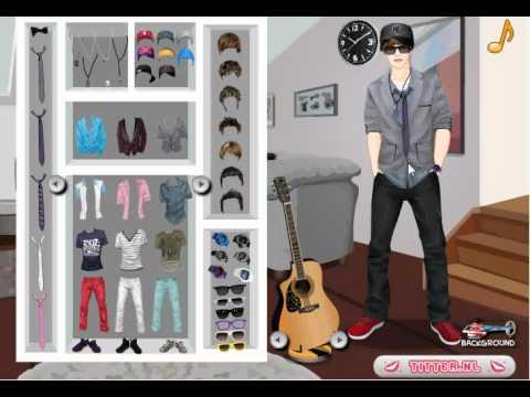 Dating Justin Bieber - Click Jogos