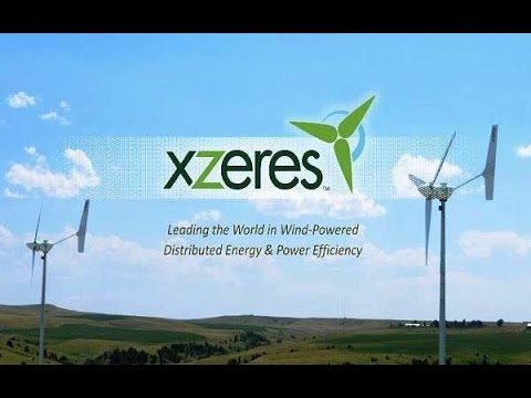 Zxeres is leading the World in Wind-Powered Distributed Energy & Power Efficiency