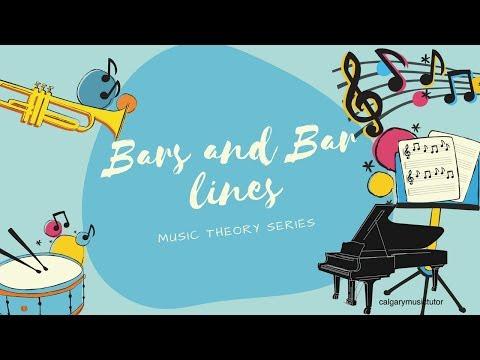 Bar and Bar Line