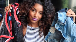 Spring Thrift Haul 2015 | TRY ON!