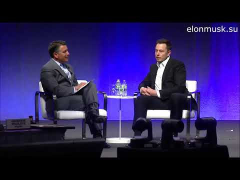 Илон Маск: искусственный интеллект - это фундаментальная угроза существования человечества