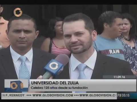Universidad del Zulia celebró 125 años de su fundación