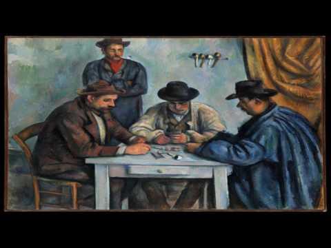 Creative Vs  series 1 - dj grumble vs. Paul Cézanne