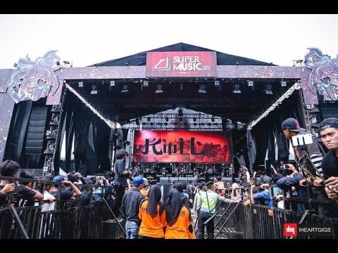 KOIL Live at Hellprint 2016 - United Day IV | heboh otong Banting Gitar !