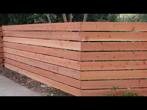 30+ Beautiful Wood Fence Ideas