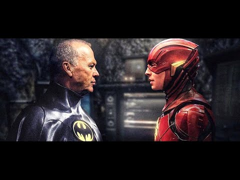 the-batman-michael-keaton---justice-league-changes-and-crossover-movies-breakdown