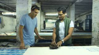 Episode 7: Block Printing in Delhi | Fashion ASIA