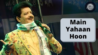 Main Yahaan Hoon - Udit Narayan | Live | Veer-Zaara | Burdwan Kanchan Utsav 2021 | @m3 entertainment