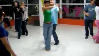 北京酷葩(CUPA)流行舞蹈俱乐部salsa中级课程
