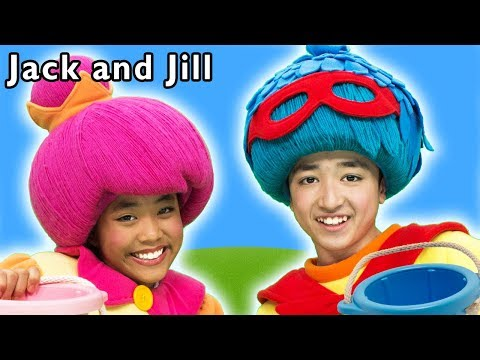 Jack and Jill and More | School Rhymes for Kids | Baby Songs from Mother Goose Club!