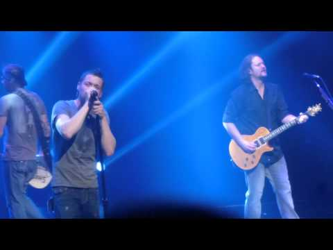 3 Doors Down - Goodbyes - Grand Prairie, TX - 1-25-13