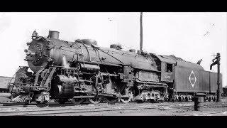 Erie RR Locomotives