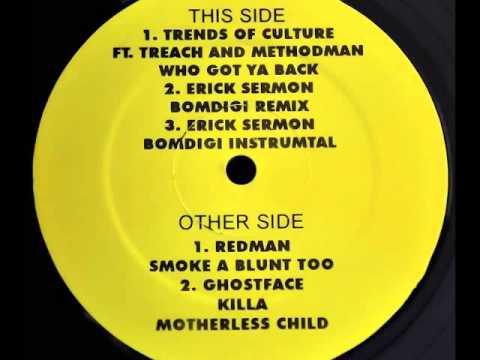 Trends Of Culture - Who Got Ya Back Feat. Method Man & Treach (1993)
