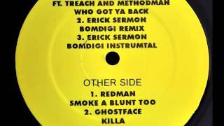 Trends Of Culture - Who Got Ya Back Feat. Method Man & Treach (1993)