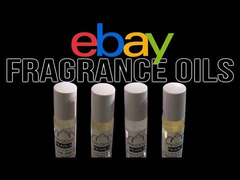 eBay Fragrance Oils Review - Clones