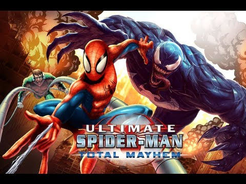 Spider-Man: Total Mayhem HD - Android - trailer by Gameloft