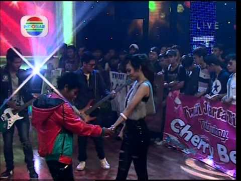 SET 14 Feat CITRA HAPPY LESTARI Live Performed At Hitzteria (16-05-12) Courtesy INDOSIAR